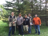 Fall Classic Clay Shoot Supports Lackawanna College