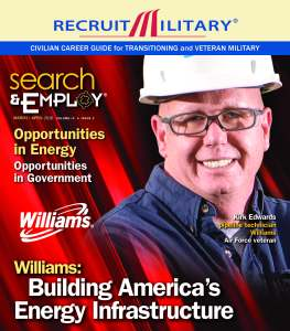 recruit military