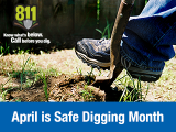 Safe Digging is No Accident.