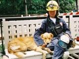 A heartfelt salute to the Hero Dog