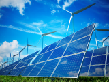 Wind and solar's BFF: Natural gas