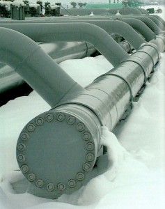 snow-pipes
