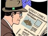 Comic strip highlights Williams environmental initiative