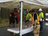 Emergency, pipeline crews work together during training exercise