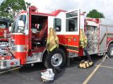 To the rescue: Williams helps responders update rescue equipment