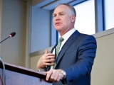 Williams CEO delivers keynote address at National Summit on Infrastructure and the Environment