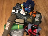 Summer camp packing: a lesson in chemistry