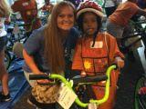 Williams volunteers build bikes for Pennsylvania youth