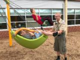 Eagle Scout on a mission to provide playground for students with special needs