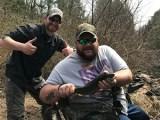 Williams helps veterans enjoy nature, begin healing