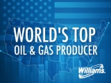 U.S. remains the world's top oil and gas producer