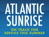 Atlantic Sunrise project nearing completion