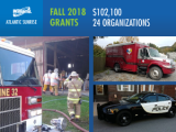 Atlantic Sunrise awards $102,100 in community grants to 24 organizations in Pennsylvania